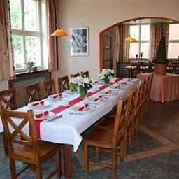 Breakfast room within restaurant Lamm