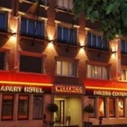 Wellness Apart Hotel Schaarbeek Brussels - Schaerbeek