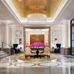 Hall Corinthia Hotel London
