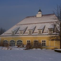 Exterior view Gut Altholz Landhotel
