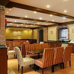 Breakfast room within restaurant Regalia Suzhou and Regent On The Park Former: Regalia Serviced Residences