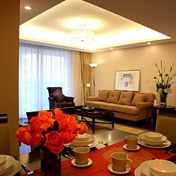 Suite Regalia Suzhou and Regent On The Park Former: Regalia Serviced Residences