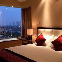 Room Regalia Suzhou and Regent On The Park Former: Regalia Serviced Residences