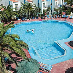 Pool Alexia Hotel Apartments
