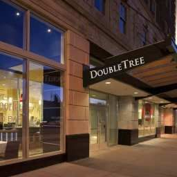 DoubleTree Suites by Hilton Detroit Downtown  Fort Shelby Detroit