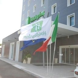 Exterior view Holiday Inn MILAN NORD - ZARA