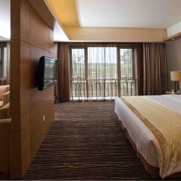 Junior suite Days Inn Business Longwan