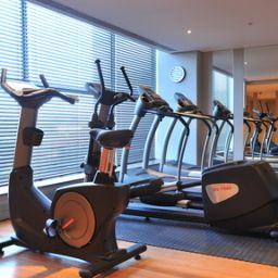 Wellness/fitness area Holiday Inn JOHANNESBURG - ROSEBANK