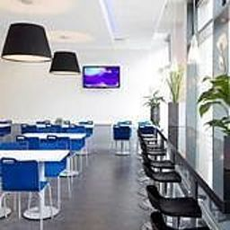 Breakfast room ibis budget Berlin Alexanderplatz