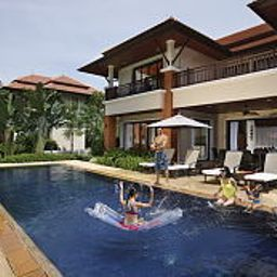 Piscine Outrigger Laguna Phuket Resort and Villas