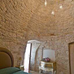Camera Le Alcove Resort nei Trulli