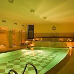 Area wellness Sangiorgio Resort & SPA