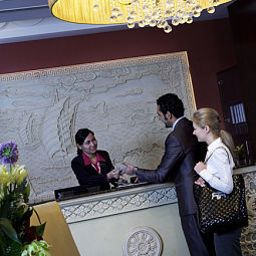 Reception HANI SUITES & SPA