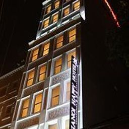 Exterior view Hanoi Happy Hotel