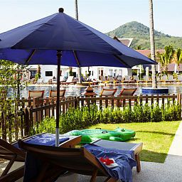 Terrace Sunwing Resort Kamala Beach