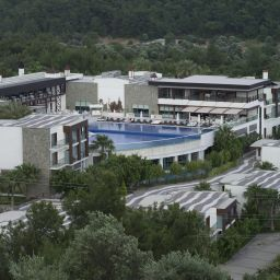 Exterior view Grand Yazici Bodrum Boutique Hotel