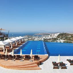 Basen Grand Yazici Bodrum Boutique Hotel
