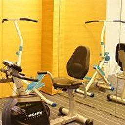 Fitness The Heritage Hotels Bangkok