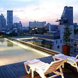 Piscina The Heritage Hotels Bangkok