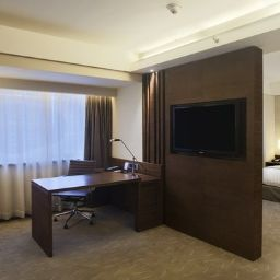 Zimmer Crowne Plaza GUANGZHOU CITY CENTRE