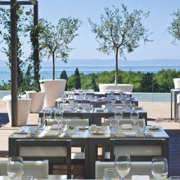 Restaurant Split Radisson Blu Resort