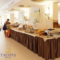 Breakfast room Tropis
