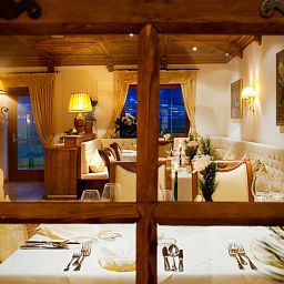 Sala colazione Majestic Alpine Wellness Resort