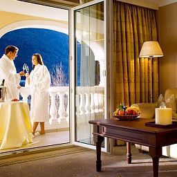 Chambre Majestic Alpine Wellness Resort Fotos