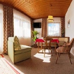 Appartements Alpenrose Pension