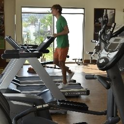 Sala fitness Sensimar Belek Couple Hotels 18+