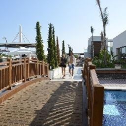 Ogród Sensimar Belek Couple Hotels 18+
