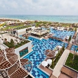 Widok z hotelu Sensimar Belek Couple Hotels 18+