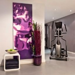 Sala fitness Leonardo Royal Munich