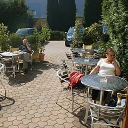 Jardin König´s Cafe Pension