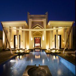 Exterior view Al Areen Palace & Spa