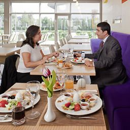 Breakfast room within restaurant ibis Bursa