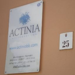 Vista exterior Actinia Accomodation