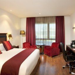 Room Crowne Plaza MADRID AIRPORT