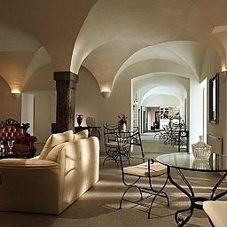 Sala de desayuno Antiq Palace Small Luxury Hotel of the World- SLH
