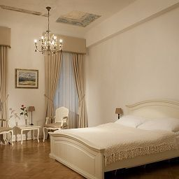 Habitación Antiq Palace Small Luxury Hotel of the World- SLH