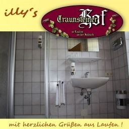 Bathroom Traunsteiner Hof
