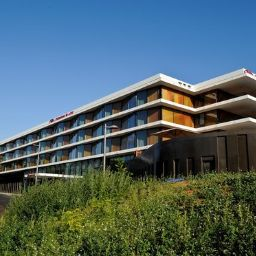 Фасад Crowne Plaza MONTPELLIER - CORUM