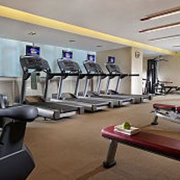 Fitness room Citadines Gaoxin