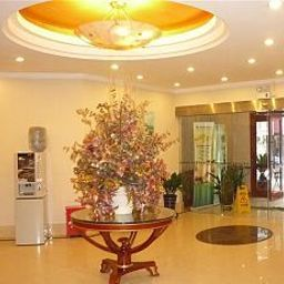 Hall Green Tree Inn Jiangpu Road
