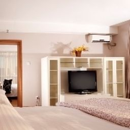 Pokój rodzinny Harbour Plaza Deluxe Serviced Apartments