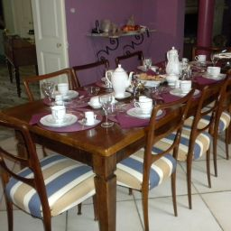 Breakfast room Villa Urso