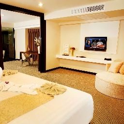 Suite junior Furama Silom Bangkok