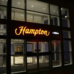 Фасад Hampton by Hilton Derby City Centre