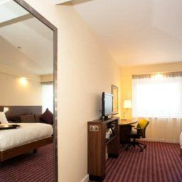 Номер Hampton by Hilton Derby City Centre