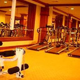 Fitness room New Angkorland Hotel
